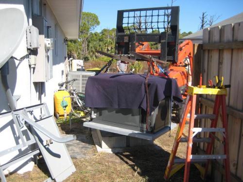 generator move