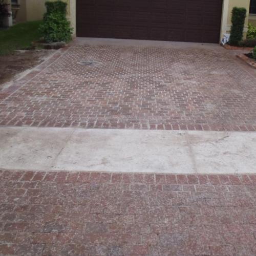 lewis final driveway 010